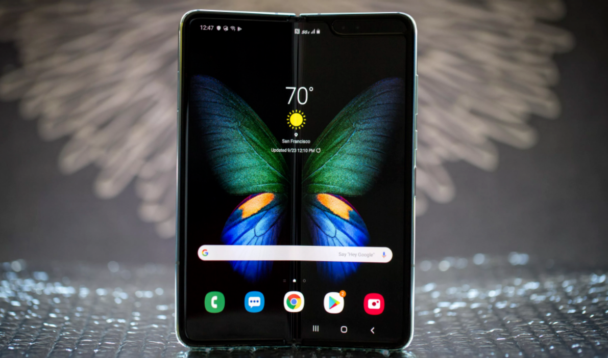 Samsung focus to Sell Foldable Phones in bulk by 2020