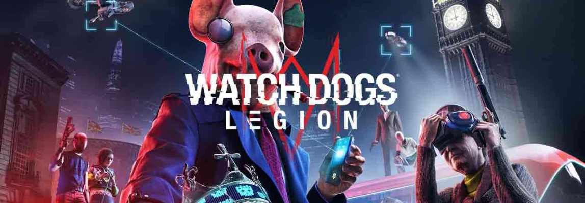 Watch Dogs Legion PC Version Download Now