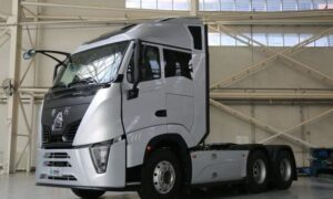 China releases the most streamlined heavy tractor in the world
