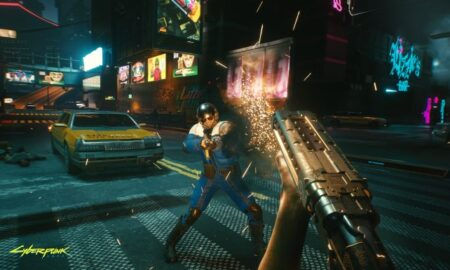 Cyberpunk 2077 - the future is near PC Game Full Version Free Download