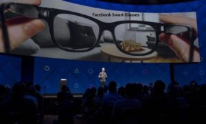 Facebook Smart Glasses Coming 'Sooner Than Later' Without AR