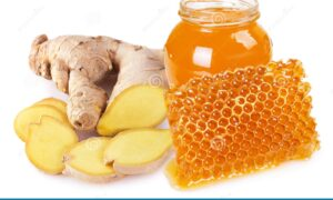 Effective Remedy for child chest infection with Ginger and honey